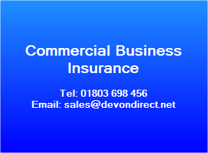 Commercial Business Insurance inc Employers Liability Insurance & Professional Liability Insurance cover