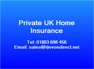 Private Home Insurance cover with building indemnity insurance inc buildings insurance subsidence cover