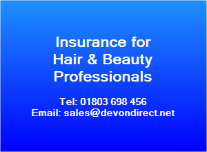 Beautician insurance, beauty therapy insurance, hairdressing insurance